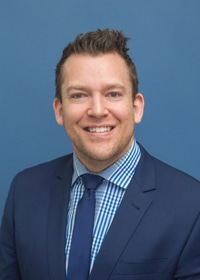 Lawyer Andrew Carpenter