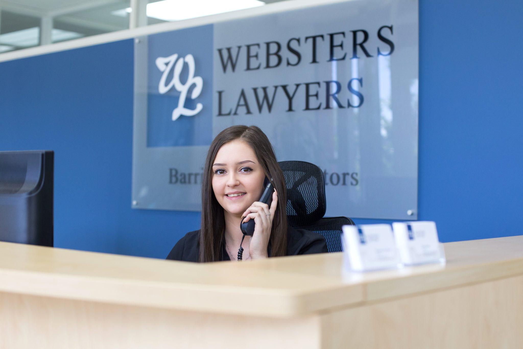 Receptionist Jemma - City Office