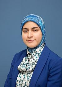 Lawyer Marwa Shabbar