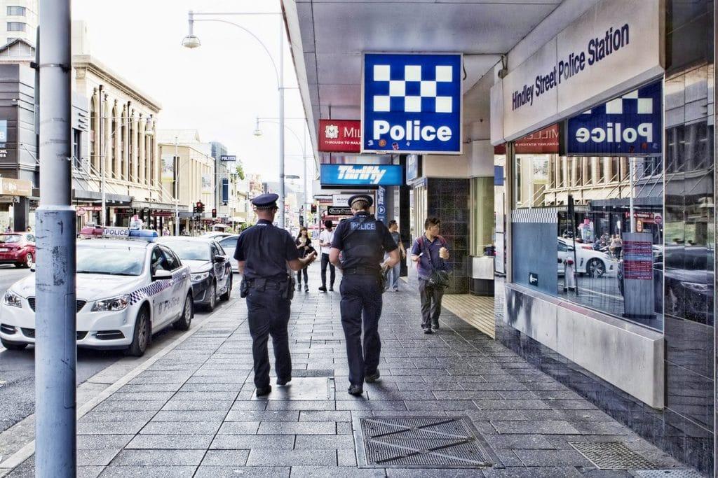 Adelaide's first declared public precinct