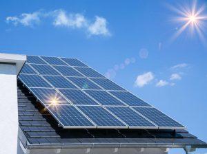 PROPOSED DEVELOPMENT THREATENS TO OVERSHADOW SOLAR PANELS