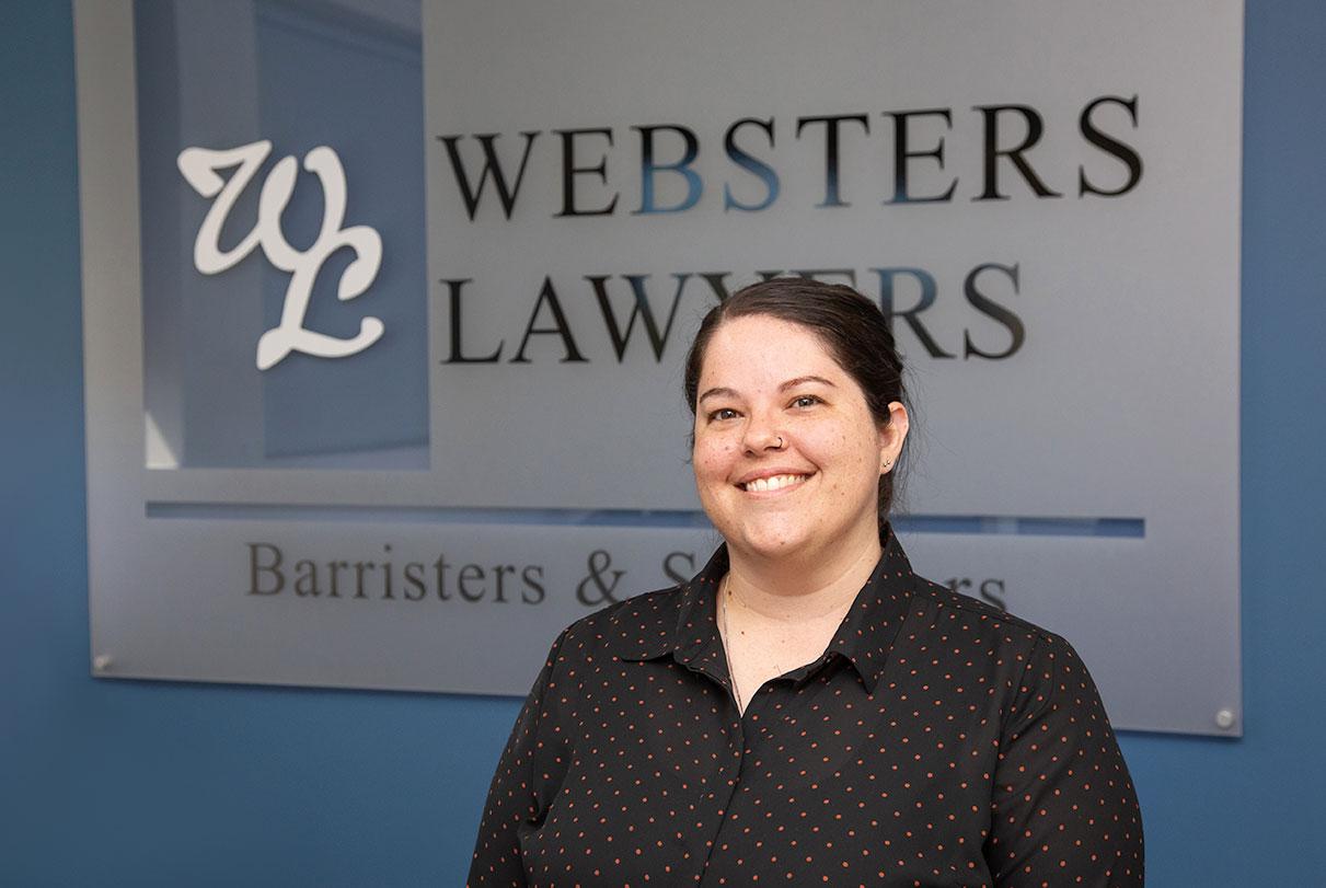 websters lawyers smithfield law firm reception